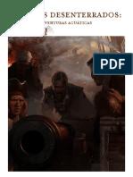 D&D 5ª Minotauros (Krynn) Clases Marineras