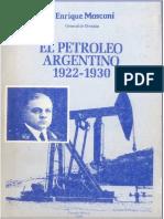 El petróleo argentino - Enrique Mosconi2.pdf