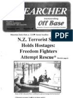 Peace Researcher Vol1 Issue30 Dec 1991