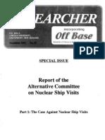 Peace Researcher Vol1 Issue33 Dec 1992
