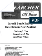 Peace Researcher Vol1 Issue34 May 1993