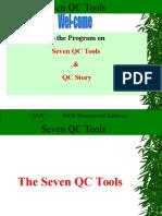 QC Tools & QC Story