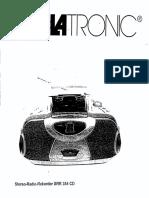 Clatronic Pcd-1900a Sch