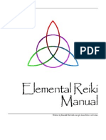 Elemental Reiki Manual