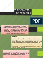 Graficas de Control de Procesos