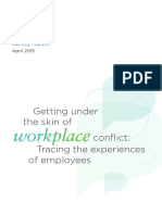 Ce Conflict 2015 Tracing Experiences Employees