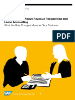 Getting Smart About Revenue Recognition Lease Accounting