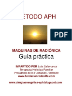 Maquinas de Radiónica