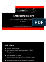 Fault Injection by Evans Jones Netflix