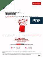 Santander Mayo 2014