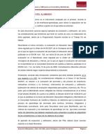 La Evaluación (Uudd y Tfm Lomce)