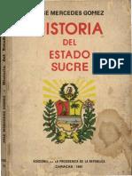 ID0029-Historia Del Estado Sucre