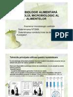 Microbiologie Alimentara Lp 2
