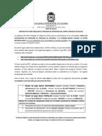 Instructivo Proceso Apertura Perfil Integral en Salud