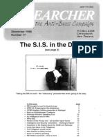 Peace Researcher Vol2 Issue17 Dec 1998