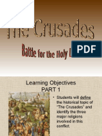 Intro to Crusades 2012