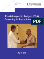 Prostate-specific Antigen (PSA) Full Report