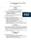 Ley Carrera Docente Ecuador