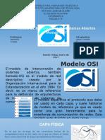Modelo de Interconexión de Sistemas Abiertos