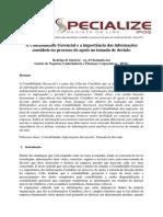 A Contabilidade Gerencial e a Importancia Das Informacoes Contabeis No Processo de Apoio Na Tomada de Decisao 143131116