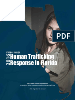 2016 Human Trafficking Response in Florida