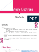 case study- electrons