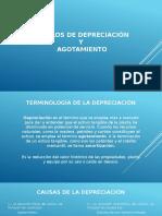 Modelos de Depreciación y Agotamiento