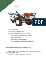 Traktor Roda Dua