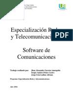 Software de Comunicaciones