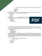 Guia Examen Intersemestral Metodos Numericos 2017 Alumno