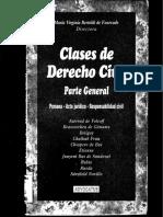 CLASES DE DERECHO CIVIL - PARTE GENERAL - MARIA VIRGINIA BERTOLDI DE FOURCADE.pdf
