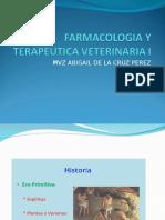FARMACOLOGIA Y TERAPEUTICA VETERINARIA I.ppt 11.ppt