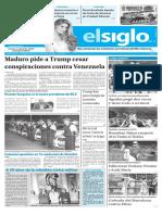 Edición Impresa Elsiglo 23-01-2017
