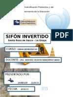 INFORME SIFON 2015