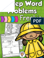 free2stepwordproblemsusingthefouroperations