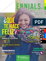 Revista Millennials - Mi Comunidad, Mi Universidad.