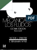Mecánica de Los Fluidos - Streeter (Blanco y Negro)