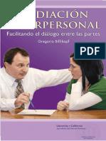 Mediacion Interpersonal