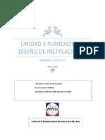 Unidad 3 Planeacion y Diseño de Instaladores