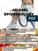 Kul 2 Variabel Epid