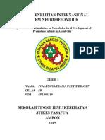 HASIL TELAAH JURNAL PENELITIAN SISTEM NEUROBEHAVIOUR.docx