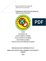 MAKALAH PUSKESMAS SANTUN - KELOMPOK VIII.pdf