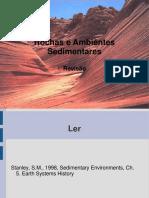 Aula 7 - Rochas e Ambientes Sedimentares