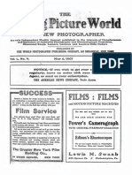 Moving Picture World May 1907