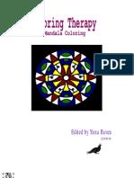 Yuna Raven - Coloring Therapy & Mandala Coloring