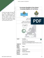 San Marino - Wikipedia, La Enciclopedia Libre