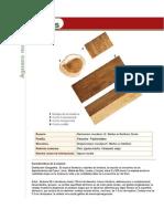 Especies maderables de Perú
