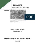TUGAS IPS Dessy Nataliaong