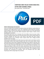 MSI-1_COMPETITIVE ADV. + VALUE CHAIN ANALYSIS_P&G