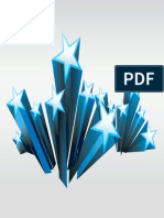 FreeVector 3D Stars